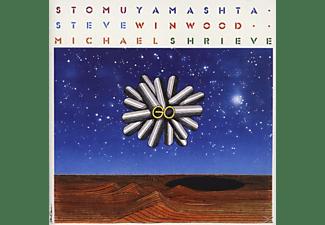 YAMASHTA,STOMU & WINWOOD,STEVE - Go  - (CD)