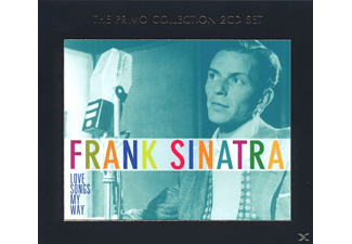 Frank Sinatra - Love Songs My Way  - (CD)