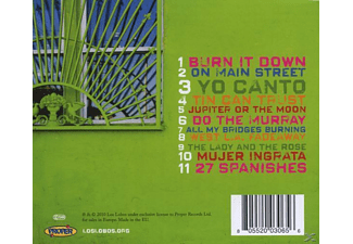Los Lobos - Tin Can Trust  - (CD)