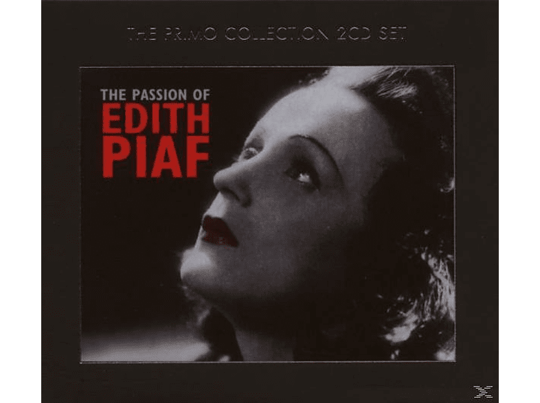 Edith Piaf - The Passion Of Edith Piaf [CD]
