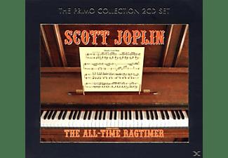 Scott Joplin - The All-Time Ragtimer  - (CD)