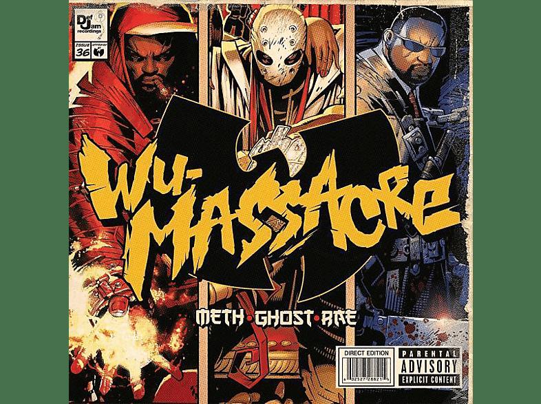 Ghost Meth & Rae - Wu Massacre CD