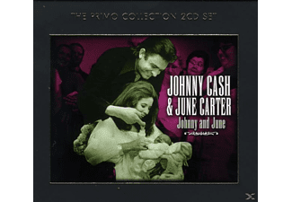 Cash, Johnny / Carter, June - Johnny And June  - (CD)