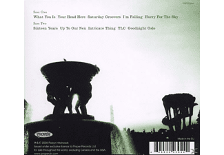 The The - Goodnight Oslo  - (CD)