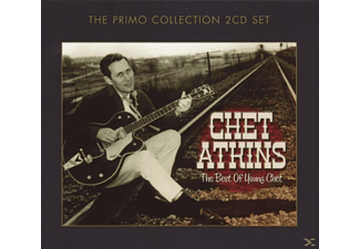 Chet Atkins - The Best Of Young Chet  - (CD)
