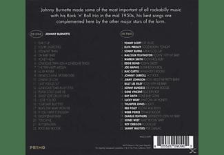 VARIOUS - Johnny Burnette & More Kings Of Rockabilly  - (CD)