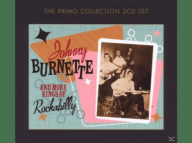VARIOUS - Johnny Burnette & More Kings Of Rockabilly [CD]