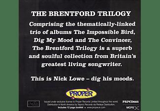 Nick Lowe - The Brentford Trilogy  - (CD)