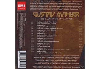 VARIOUS - Mahler-Edit.-Sämtliche Werke (Ga)  - (CD)
