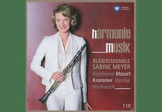 Bläserensemble, Meyer Sabine - Harmoniemusik  - (CD)