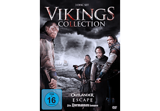 Vikings Collection - Die Wikinger kommen - (DVD)