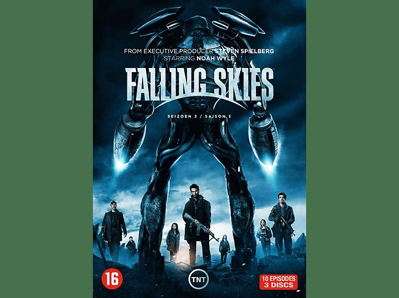 Falling Skies Saison 3 Série TV