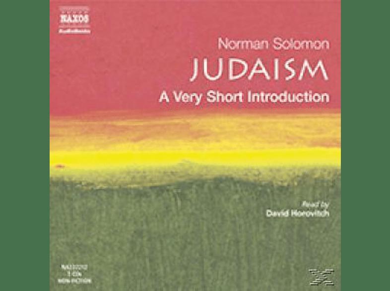 JUDAISM-A VERY SHORT INTROD. - (CD)