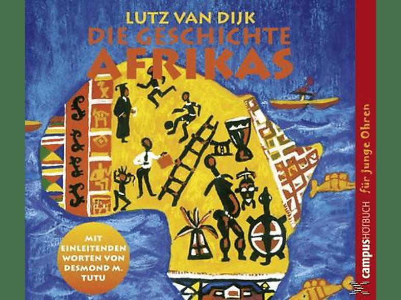 Die Geschichte Afrikas - (CD)