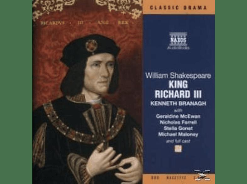 KING RICHARD III - (CD)