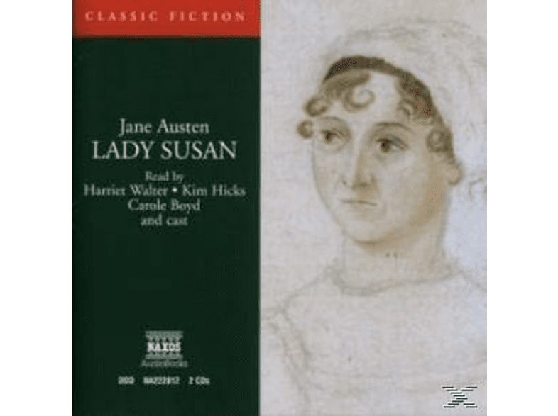 LADY SUSAN - (CD)