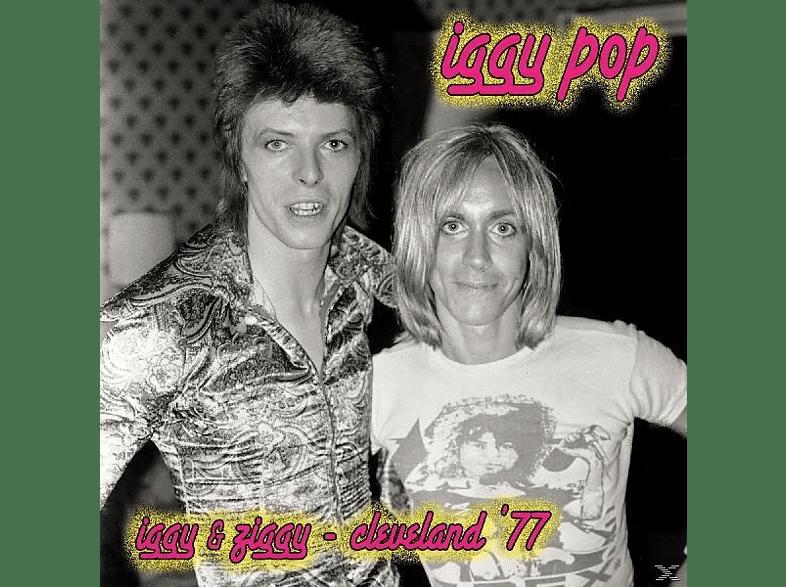 Iggy Pop - IGGY & ZIGGY CLEVELAND 77 [Vinyl]