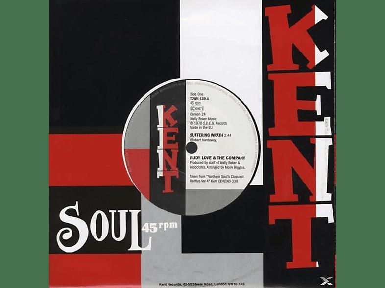 Rudy & The Company Love - Suffering Wrath [Vinyl]