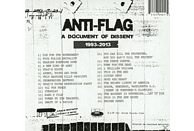 Anti-Flag - A Document Of Dissent (Best Of) [CD]
