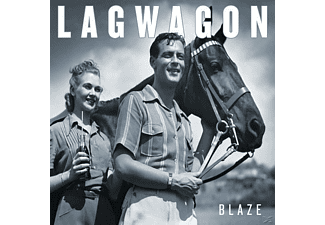 Lagwagon - Blaze  - (CD)