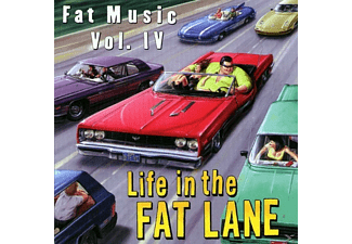 Various (fat Music Iv), VARIOUS - Fat Music Vol.4/Life In The Fat Lane  - (CD)