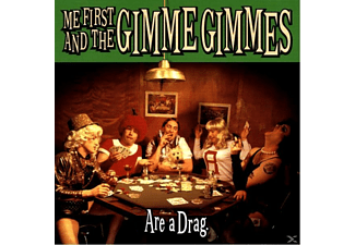 Me First - Are A Drag  - (CD)