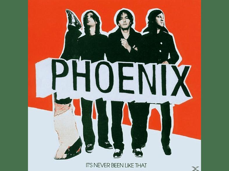Phoenix - It's Never Been Like That [CD]