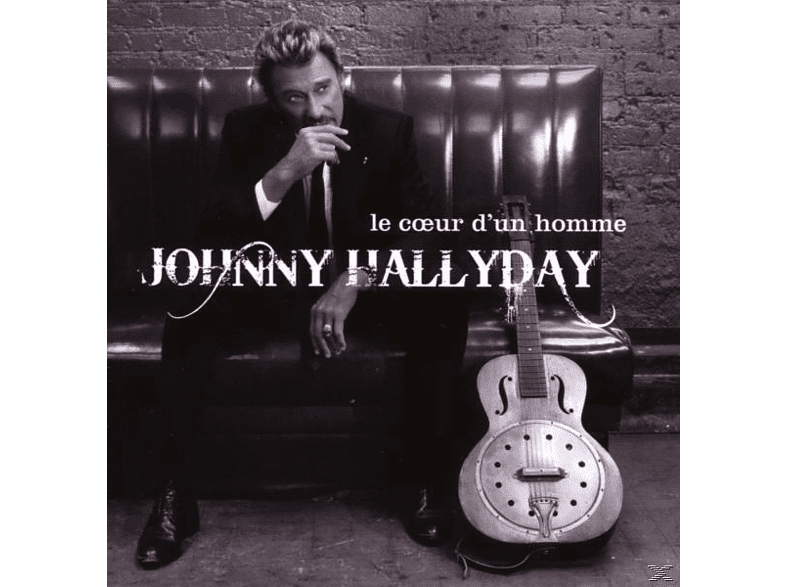 Johnny Hallyday - Le Coeur D Un Homme [CD]