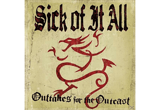 Sick Of It All - Outtakes For The Outcast  - (CD)