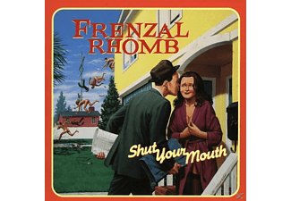 Frenzal Rhomb - Shut your mouth  - (CD)