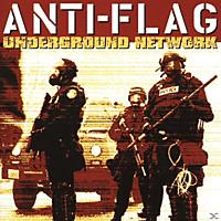 Anti-Flag - Underground Network [CD]