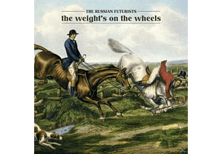 The Russian Futurists - The Weight's On The Wheels  - (CD)