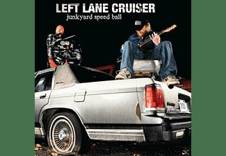 Left Lane Cruiser - Junkyard Speed Ball  - (CD)