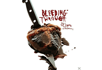 Bleeding Through - This Is Love,This Is Murderous - (CD)