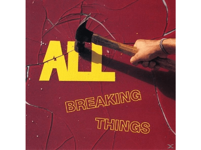 All - BREAKING THINGS [Vinyl]