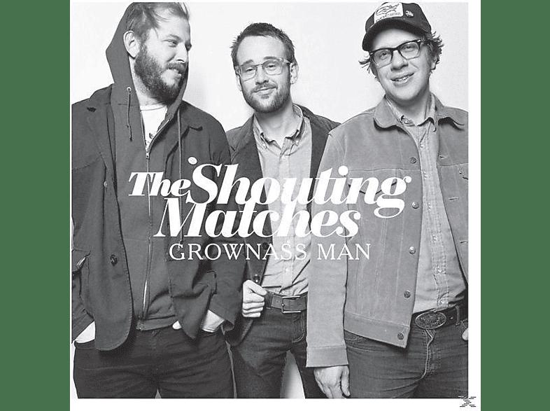 Shouting Matches - Grownass Man (Cd) [CD]
