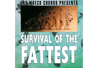 Various (fat Music Ii), VARIOUS - Fat Music Vol.2/Survival Of The Fattest  - (CD)