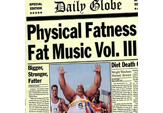 Various (fat Music Iii), VARIOUS - Fat Music Vol.3/Physical fatness  - (CD)