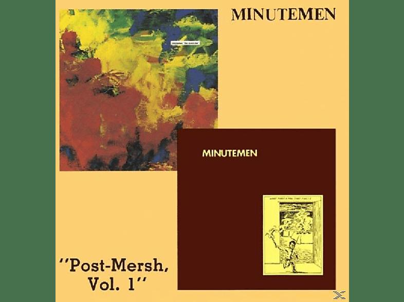 Minutemen - Post-Mersh Vol.1 [CD]