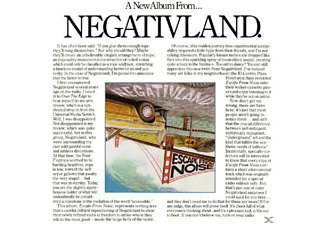 Negativland - ESCAPE FROM NOISE - (Vinyl)