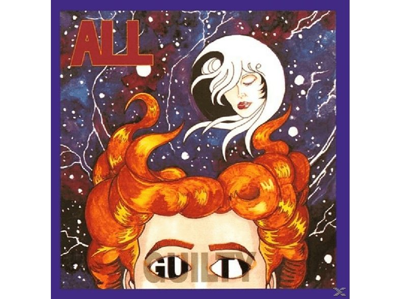 All - Guilty [Maxi Single CD]