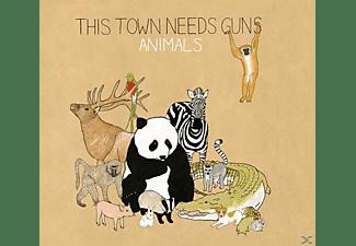 This Town Needs Guns - Animals  - (CD)