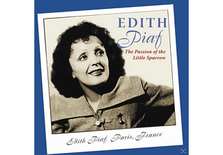 Edith Piaf - PASSION OF THE LITTLE S..  - (CD)