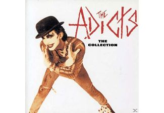 The Adicts - The Collection  - (CD)