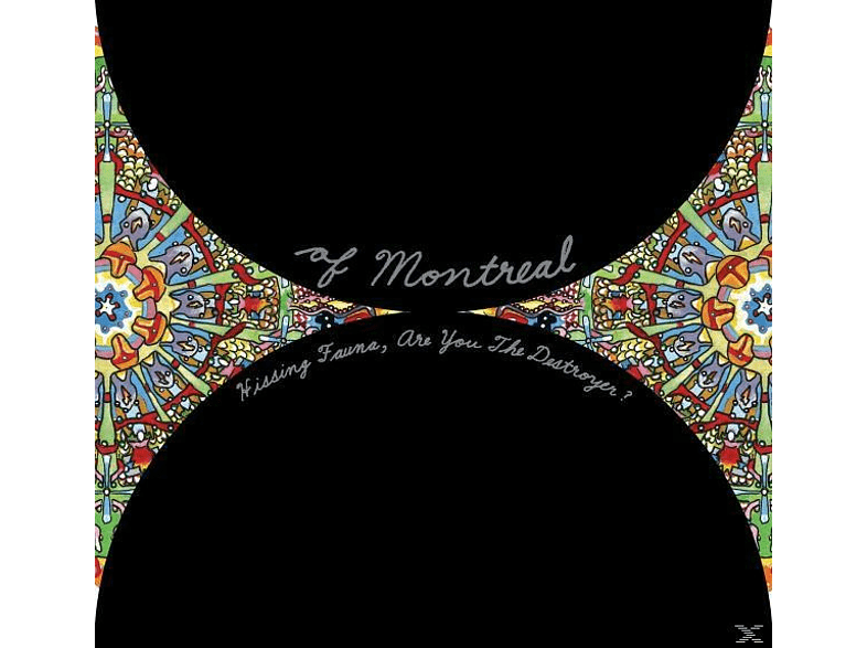 Of Montreal - Hissing Fauna Are You The Destroyer [CD]