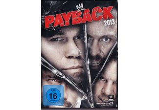 WWE - Payback 2013 - (DVD)