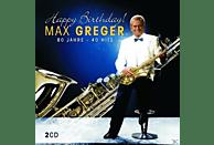Max Greger - HAPPY BIRTHDAY-80 JAHRE - 40 HITS [CD]