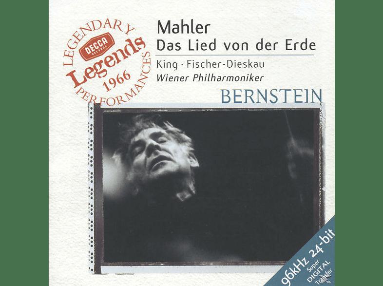 Wpo, King/Fischer-Dieskau/Bernstein/WP - Das Lied Von Der Erde [CD]