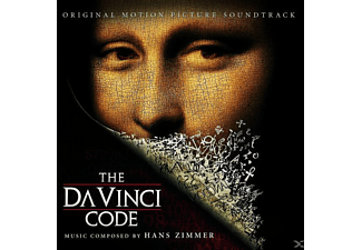 The Original Soundtrack, Hans (composer) Ost/zimmer - Da Vinci Code/Sakrileg  - (CD)