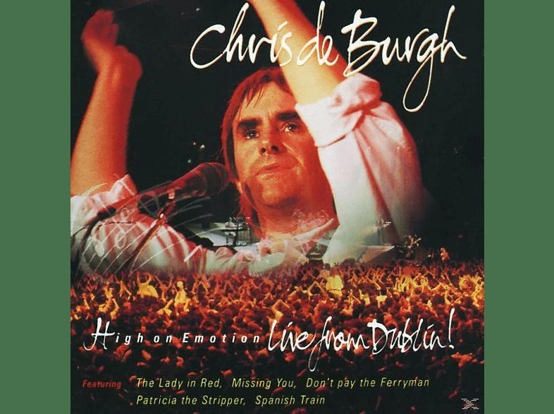 Chris de Burgh - HIGH ON EMOTION [CD]